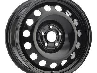 Vision Black Snow Wheel 14x5 5 4x100 38et Black Wheel