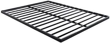 Zinus Gulzar Easy Assembly Quick lock 1 6 Inch Bunkie Board   Bed Slat Full