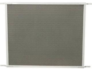Prime line Pl 15941 48 inch Sliding Patio Door Grill   White