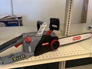 Oregon Plug In Chainsaw