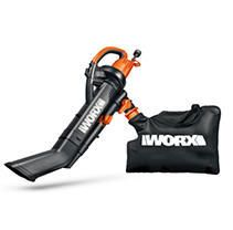 WORX 3 in 1 System  Vacuum  Blower and Mulcher