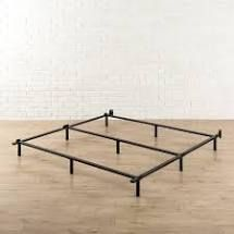 Zinus Paige Compack 7 Inch Heavy Duty Bed Frame For Box Spring And Mattress S