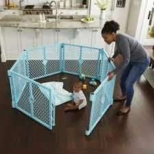 Toddleroo By North States Superyard Indoor outdoor Play Yard Safe Play Area A