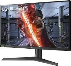 lG   UltraGear 27  IPS lED QHD FreeSync and G SYNC Compatable Monitor with HDR   Black