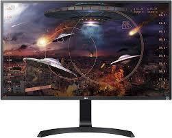 lG 32  UHD 4K Monitor