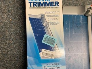 Dahle Personal Rolling Trimmers 18 in  cut length