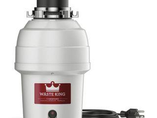 Waste King legend Series l 3200   Food waste disposer