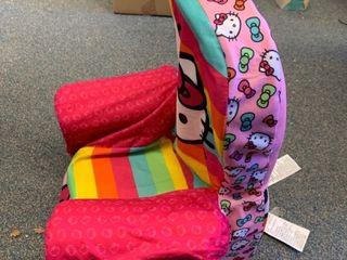 Hello Kitty childrenas chair