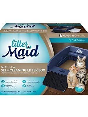 litter Maid Self Cleaning litter Box   Multi Cat