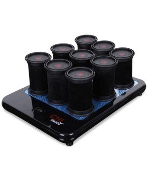 Chi Smart Magnify Ceramic Rollers on a Platform Bedding
