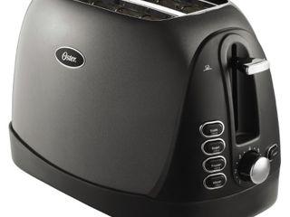 Oster 2 Slice Toaster  Black  TSSTTRJBG1