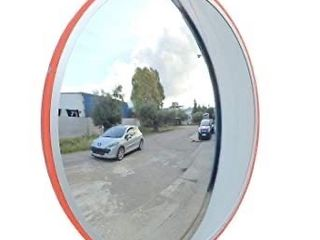 Convex 24 inch mirror