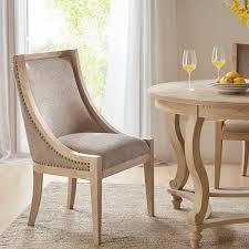 Martha Stewart Elmcrest linen Dining Chair  Retail 276 99 linen