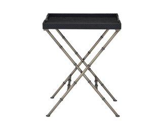 Acme Furniture lajos Folding Tray Table  Retail 111 99