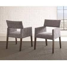 Anson Modern Side Chairs by Greyson living  Set of 2    33 inches high x 24 inches wide x 25 inches deep  Retail 164 99 grey