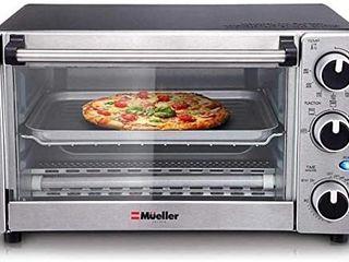 Mueller Toaster Oven 4 Slice