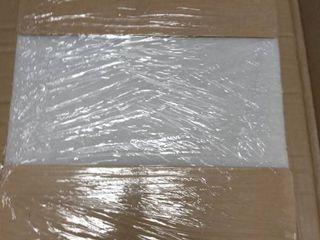 Sneeze Guard for Desk  Plexiglass Shield  600x400x200mm