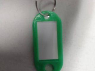 20 pcs Key ID tags