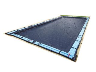 Blue Wave 12  x 20  8 Year Rectangular In Ground Pool Winter Cover