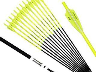 Pointdo 30inch Carbon Arrow