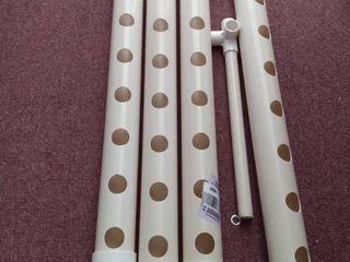 Irrigation Tubes Set of 4