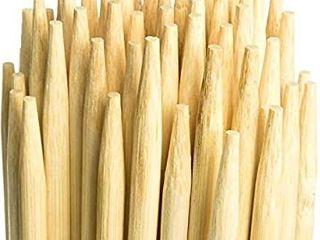 Marshmallow Smores Roasting Bamboo Sticks 110 Pack Extra long