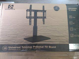 Dyna Vista Universal Tabletop Pedestal TV Stand
