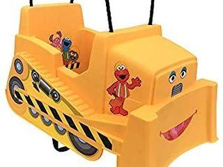M   M Sales Enterprises Sesame Street Dozer Toddler Swing