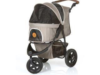 TOGfit 3 Wheel Dog Stroller  Gray  42 l x 42 W x 42 H