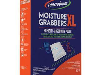 Concrobium 765 1353 Moisture Grabbers  1 Pack  X large