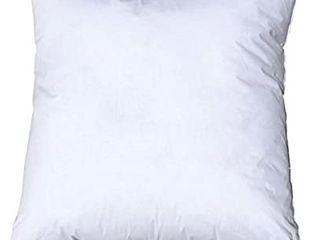 Pillowflex 27x27 Inch Premium Polyester Filled Pillow Form Insert