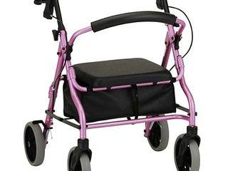 Nova Zoom 18 Rolling Walker   Pink
