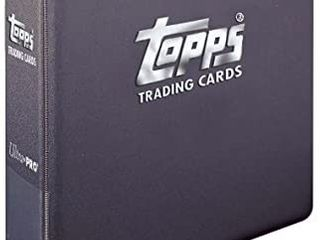 Topps Ultra Pro Trading Cards Album
