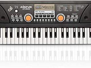 BIGFUN Kids Piano Keyboard