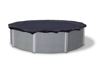 28 Ft Blue Wave 8 Year Round Above Ground Pool Winter Cover