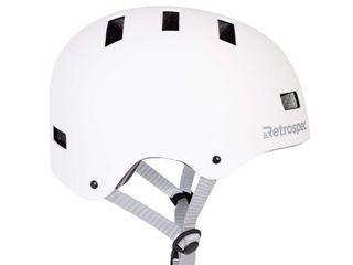 Retrospec CM 1 Classic Commuter Bike Skate Multi Sport Helmet with 10 Vents