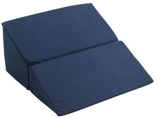 Pressure PreventionRetail Foam Product Description  23 x23 x10  Folding Bed Wedge w cover