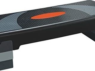 KlB Sport 31  Adjustable Workout Aerobic Stepper in Fitness   Exercise