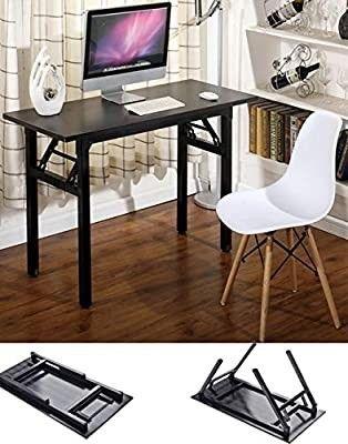 Writing Computer Desk Office Desk 39 37a Folding Computer Table Workstation