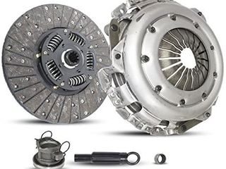 Clutch Kit Compatible With Ram 1500 2500 3500 St Slt Sxt laramie Power Wagon Sport 2003 2008 5 7l 345Cu  In  V8 GAS OHV Naturally Aspirated