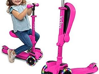 KicksyWheels Scooters for Kids