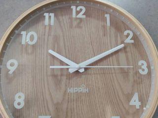 HiPPiH Silent Wall Clock