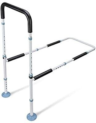 OasisSpace Bed Rail for Seniors