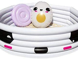 SCS Direct Inflatable Ramen Kiddie Pool