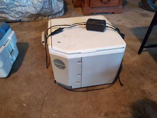 12 Volt Igloo Powered Cooler