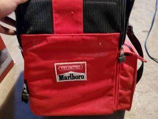 Marlboro brand speaker case with Cambridge Speakers