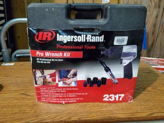 Impact and Ratchet Kit by Ingersoll Rand