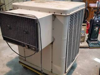 4700 CFM 2 Speed Window Evaporative Cooler for 1600 sq  ft  by Champion Cooler