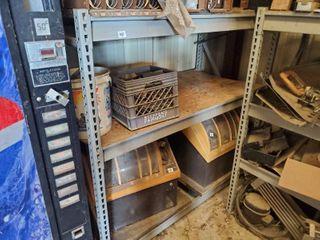 large Metal Storage Rack