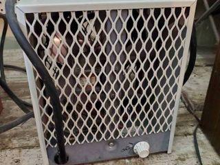 Heavy Duty Heater